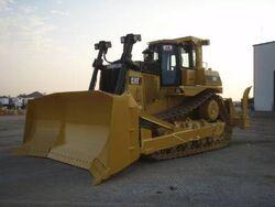 Caterpillar D9T | Tractor & Construction Plant Wiki | FANDOM