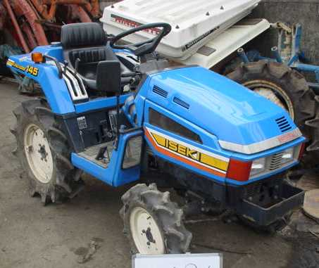 iseki tu145 landhope tractor construction plant wiki fandom rh tractors wikia com Iseki 2 Cylinder Tractor Iseki 2 Cylinder Tractor