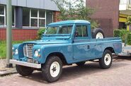 Land Rover 109 Pick-Up 1980