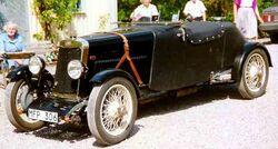 Lea-Francis Hyper Sport SS 1928