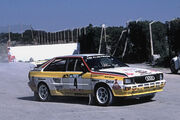 Portugal 84 Audi Quattro A2