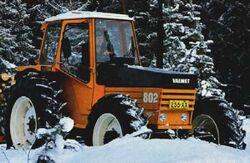 Valmet 802 MFWD - 1979