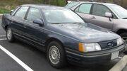 1st Ford Taurus GL sedan