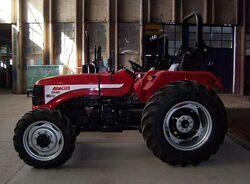 Apache Solis 60 Rx MFWD - 2012