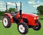Benye 124-18 MFWD (red) - 2003