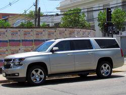 Chevrolet Suburban LT 2015 (16126211170)