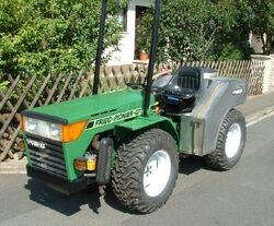 Frieg Pioner GT 300 MFWD - 1988