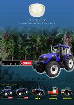 Kinta SB90 MFWD - 2013 pg1