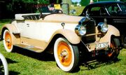 Packard 426 Roadster 1927