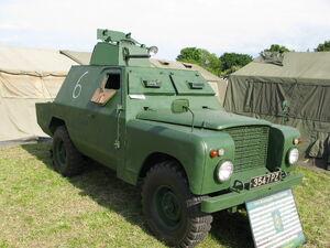 Shorland armoured car mk1