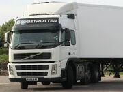 Volvo FM14 Globetrotter Tractor