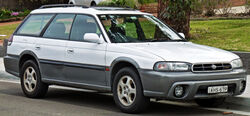 1996-1998 Subaru Outback station wagon 02