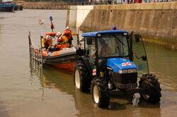 Bangor lifeboat (1) - geograph.org.uk - 202871