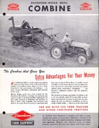 Dearborn-Wood combine ad