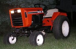Ingersoll 446 hydriv - 1984
