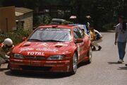 Jesús Puras - 1998 Rallye Villa de Llanes