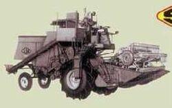 SLC 65-A combine - 1965