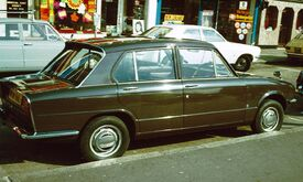 Triumph Toledo 1972