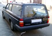 Volvo 240 rear 20080218