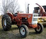 White 1470 (red) - 1975