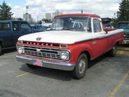 1966 Mercury M-150 Pickup