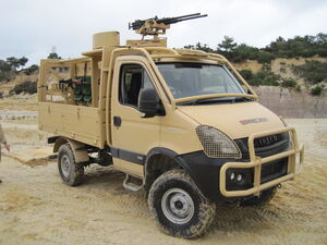 CAMELEON IV440 with Patrol Module