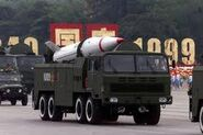 DONGFENG DQM345 Military Truck TDI 8WD