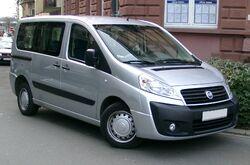 Fiat Scudo front 20080108
