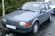 Ford Orion front 20071227
