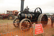 Fowler traction engine sn 11352 at GDSF 08 - IMG 0737