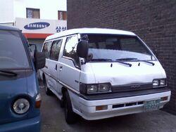 Hyundai grace front