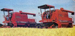 IDEAL International 1175 DS combine - 1987