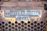 IH Drott badge - IMG 7292