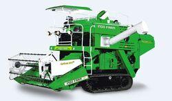 Indo Farm Agricom 1070 SW combine - 2012