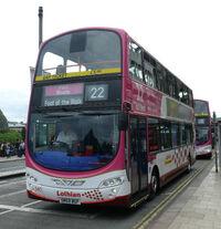 Lothian bus 340