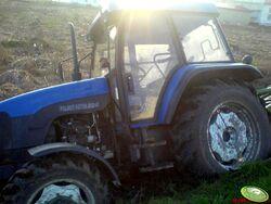 Polmot Foton 824 MFWD (blue) - 2008