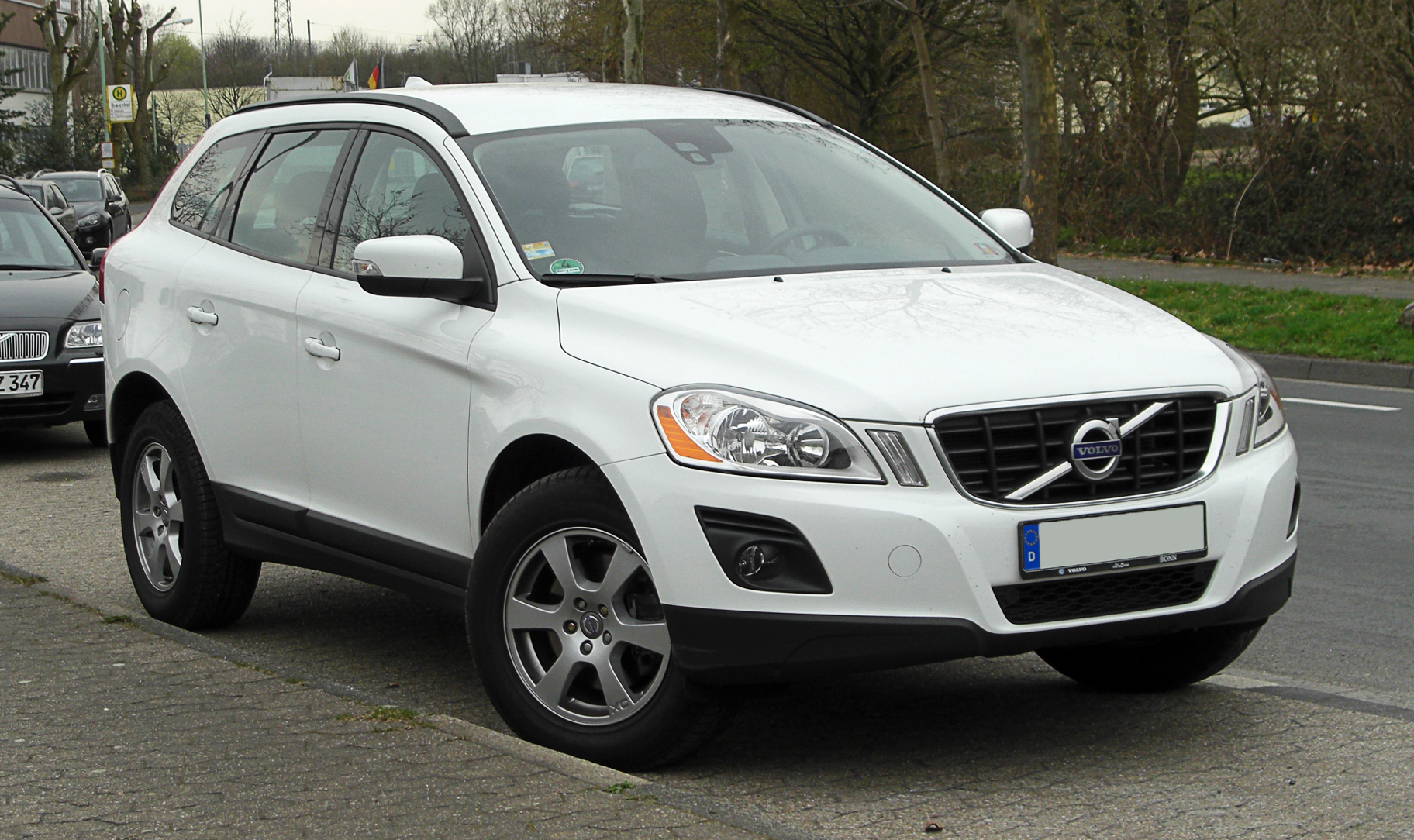 Volvo Xc60 Tractor Construction Plant Wiki Fandom Powered By Wikia