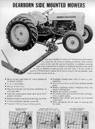 Dearborn sickle mower ad
