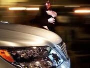 Light-emitting diode (LED) Lexus hybrid headlights