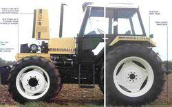 Marshall 754 XL MFWD