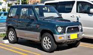 Mitsubishi Pajero Mini 001