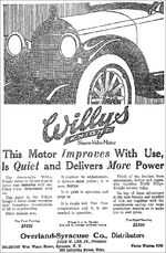 Willys-knight 1918-0508