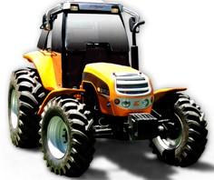 Zanello (CMZ) 4150 MFWD - 2012