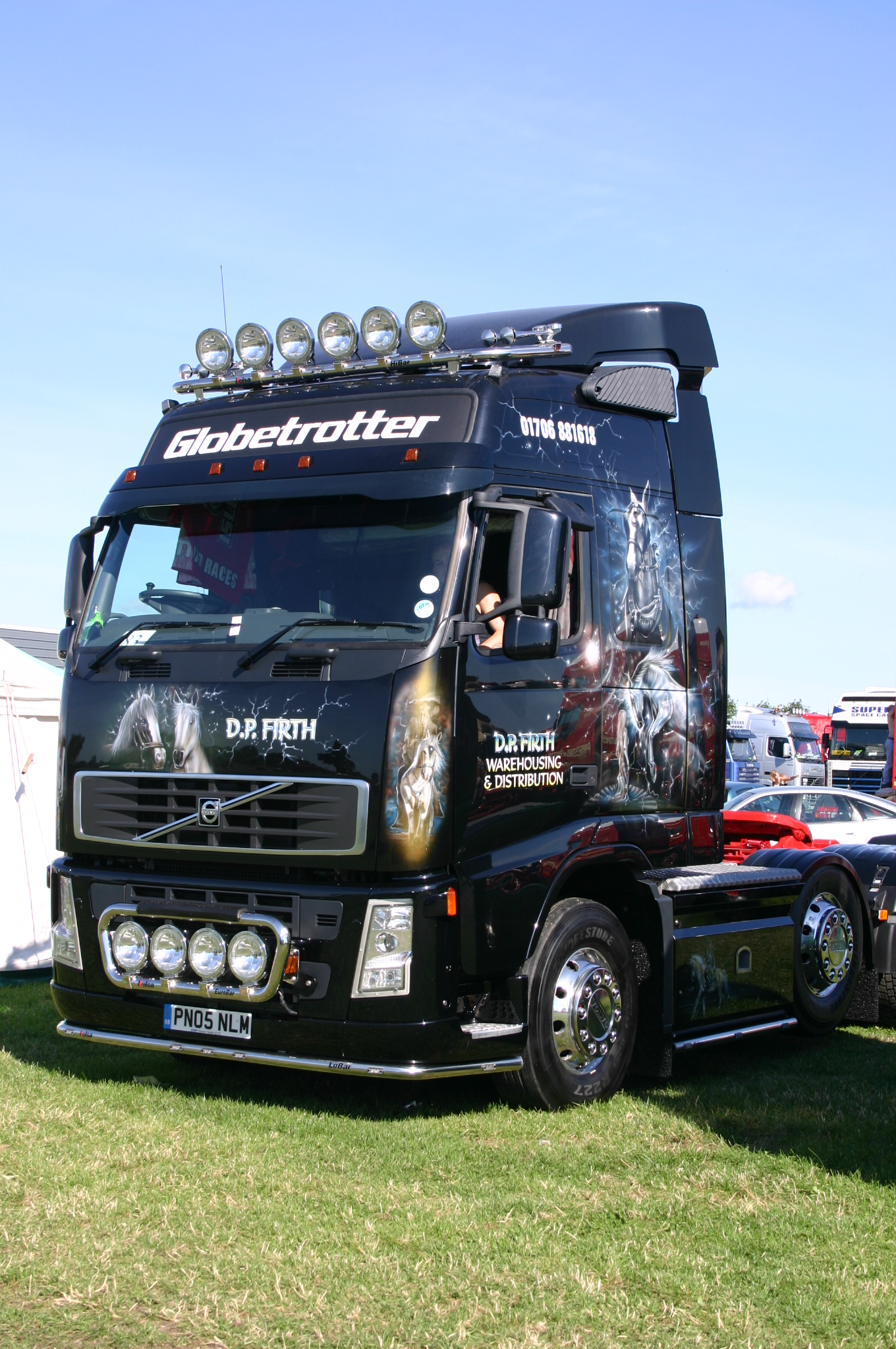 Volvo FH series | Tractor & Construction Plant Wiki | FANDOM