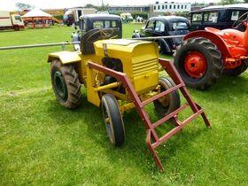 1960s Winget 55 Diesel Tractor