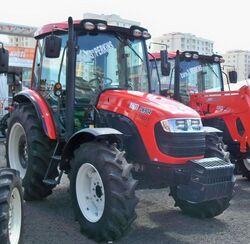 Kioti DK904 MFWD - 2012