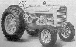 McCormick-Deering WD9 1941