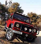 Pazhan V6 3000