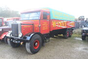 Scammell Ridgid 6 reg BLT 235 in Wynns livery at NMM - IMG 2817