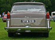 Vanden-Plas Princess 3-litre MkII tail